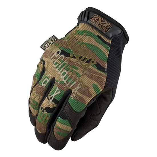"Mechanix Tactical ""The Original"" Airsoft Gloves - Camo"