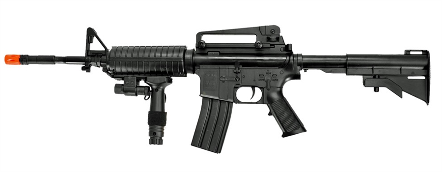 Cyma M4 Spring Airsoft Rifle Air Gun With Laser Tactical