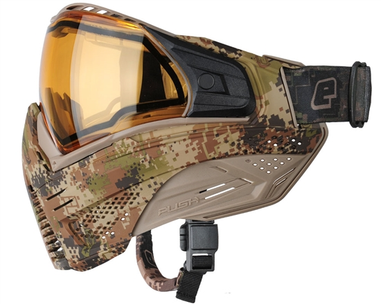 Planet Eclipse Push Unite Airsoft Mask - HDE Earth