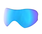Proto/Dye Dual Pane Anti-Fog Ballistic Rated Thermal Lens For Switch FS/EL Masks (Blue Ice)