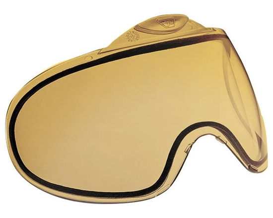Proto/Dye Dual Pane Anti-Fog Ballistic Rated Thermal Lens For Switch FS/EL Masks (High Definition)
