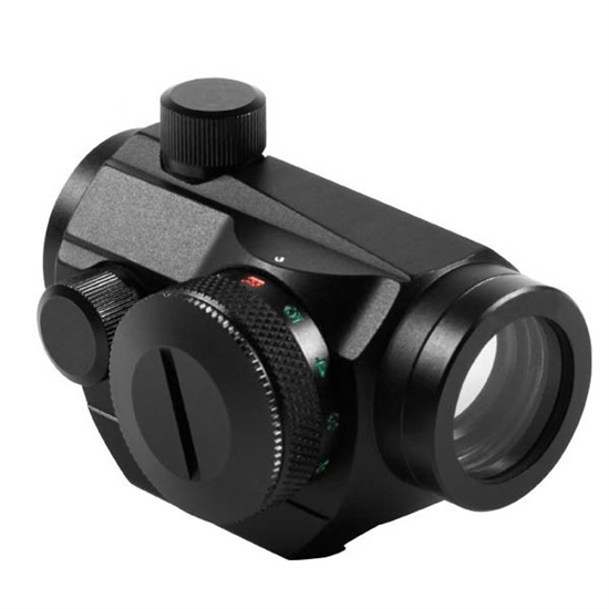 AIM Sports Micro Dot Dual-Illuminated Airsoft Reflex Sight