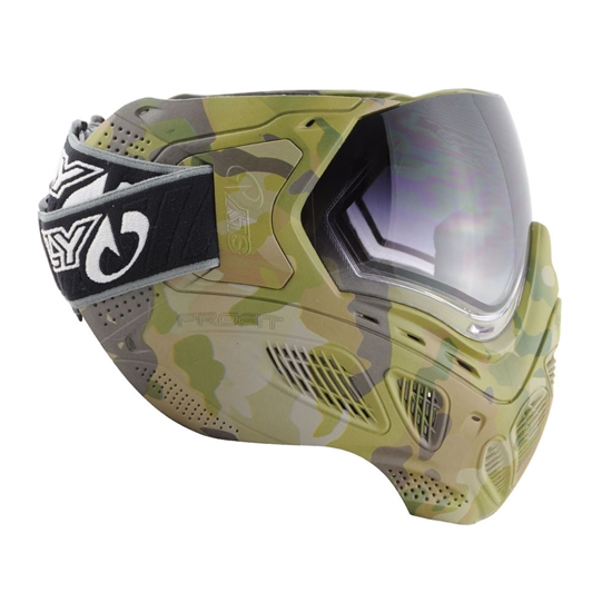 Sly Tactical Profit Full Face Airsoft Mask - V-Cam