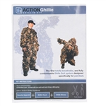 Special Ops Action Complete Airsoft Ghillie Suit