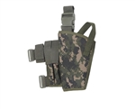 Special Ops Left Handed Deluxe Holster - Digi Camo