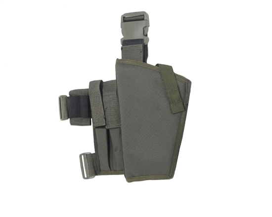 Special Ops Left Handed Deluxe Holster - Olive Drab