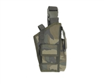 Special Ops Right Handed Eliminator Holster - Woodland Camo