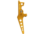Speed Blade Tunable HPA M4 Trigger - Gold (SA5012)