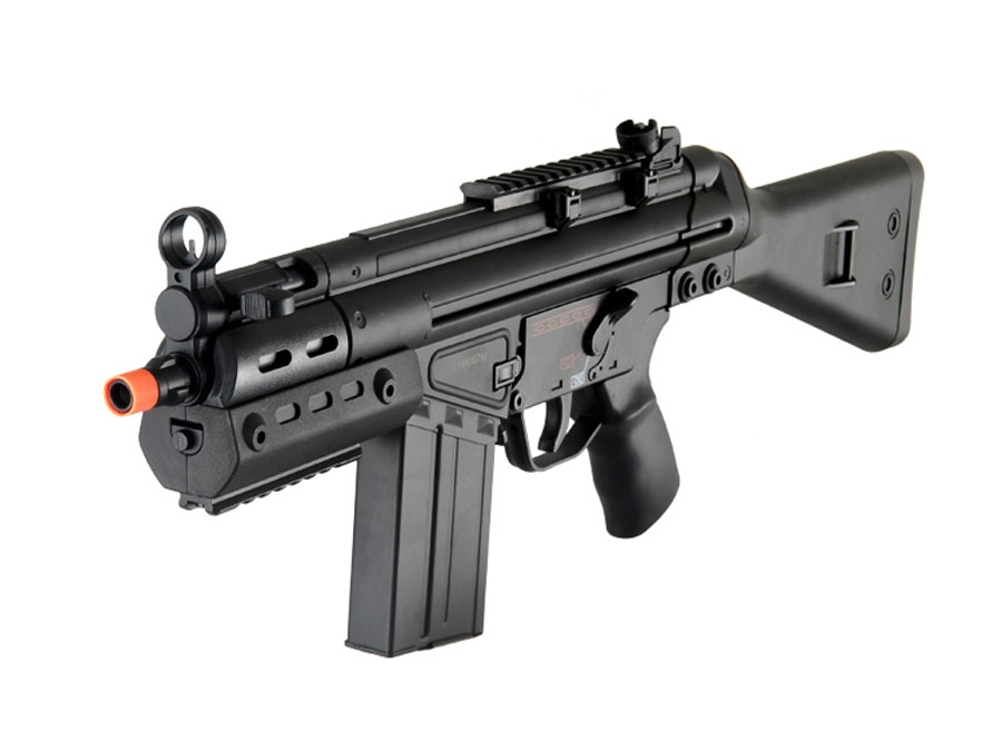 JG Hybrid T3 SAS-G Metal Gearbox Electric Airsoft Rifle w/ Fixed Stock