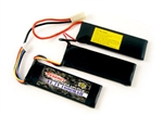 31700 Tenergy 11.1V 1600mAh 20c LiPo Tri-Panel Airsoft Battery