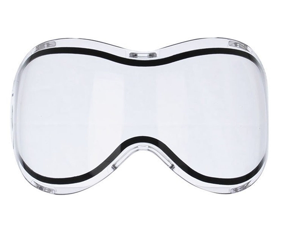 Tippmann Dual Pane Anti-Fog Ballistic Rated Thermal Lens For Intrepid/Valor Masks (Clear)
