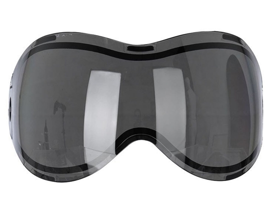 Tippmann Dual Pane Anti-Fog Ballistic Rated Thermal Lens For Intrepid/Valor Masks (Mirror)