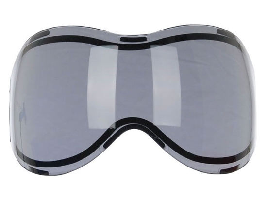 Tippmann Dual Pane Anti-Fog Ballistic Rated Thermal Lens For Intrepid/Valor Masks (Smoke)