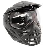 Tippmann Tactical Valor Full Face Airsoft Mask - Black