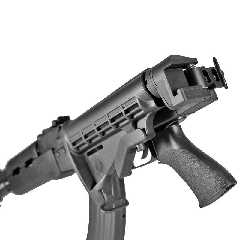 Ak 74 folding stock adapter
