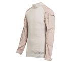 Truspec Tactical Response Uniform Combat Shirt - Khaki/Sand