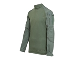 Truspec Tactical Response Uniform Combat Shirt - Olive Drab/Olive Drab