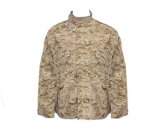 Propper Men's BDU Coat - Desert Digi Camo
