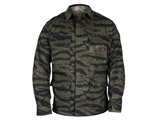 Propper Men's BDU Coat - Tiger Camo