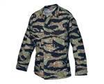 Propper Men's BDU Coat - Vietnamese Tiger Stripe