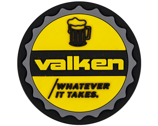Valken Airsoft Rubber Velcro Patch