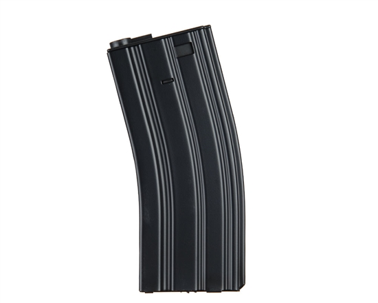Valken 300 Rounds Metal Hi-Cap M16 Magazine - Black (65815)