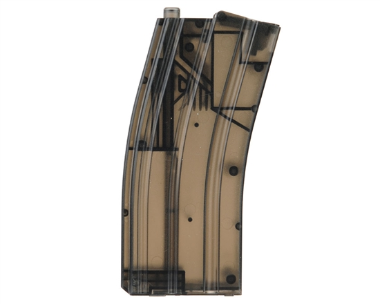 Valken 400 Rounds M4 Speed Loader Magazine - Smoke (75364)