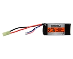 Valken 7.4v 1600mAh 20C Mini Brick LiPo Airsoft Battery (48221)