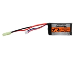 Valken 7.4v 1300mAh PEQ-15k LiPo Airsoft Battery (62968)