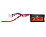 Valken 7.4v 250mAh 25C PEQ LiPo Airsoft Battery (63019)