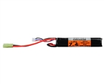 Valken 7.4v 1300mAh 20C 2 Split LiPo Airsoft Battery (72400)