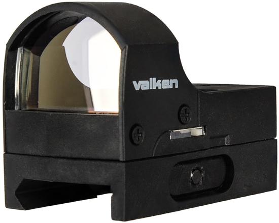 Valken Tactical Optic - Mini Reflex Red Dot Sight (Molded) (101742)