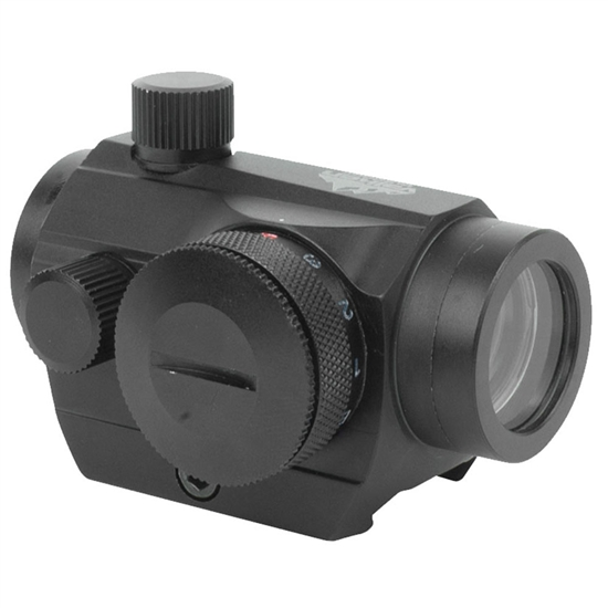 Valken Tactical Optic - 1x22 R/G/B Red Dot Sight w/ Weaver (81334)