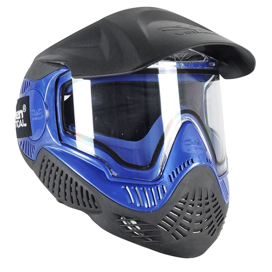 Valken Tactical Annex MI-9 Full Face Airsoft Mask - Blue