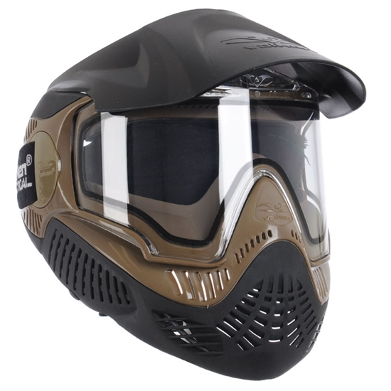 Valken Tactical Annex MI-9 Full Face Airsoft Mask - Tan