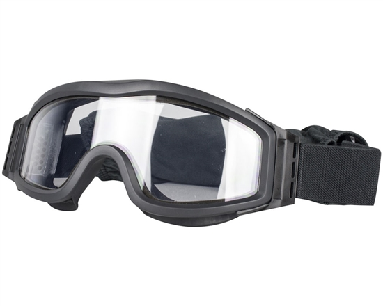 Valken Tactical V-Tac Tango Airsoft Goggles - Thermal Lens - Black