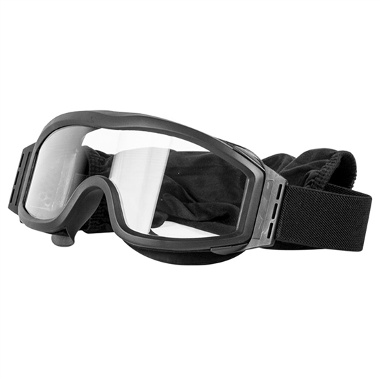 Valken Tactical V-Tac Tango Airsoft Goggles - Black