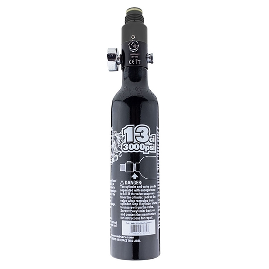 Valken Compressed Air Paintball Tank - 13/3000