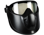 Valken Tactical Thermal VSM Goggles with Face Shield - Black/Clear