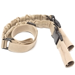 Valken Tactical 2-In-1 Airsoft Sling - Tan