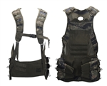 Valken Tactical Bravo Airsoft Vest - Tiger Stripe