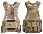 Valken Tactical Echo Airsoft Vest - ATACS-AU