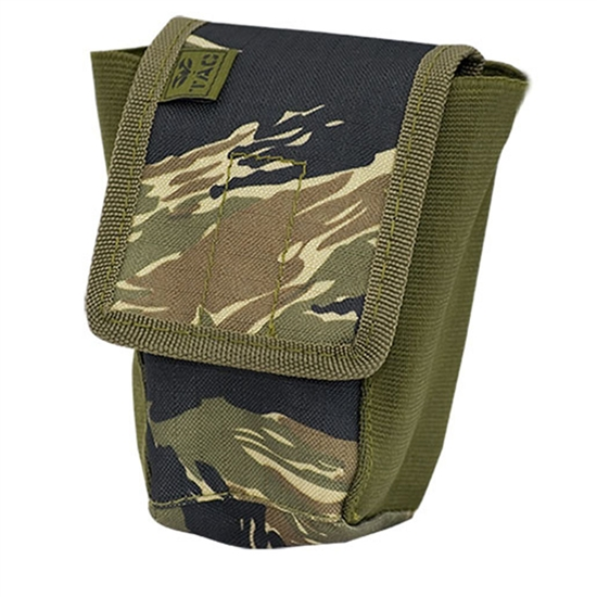 Valken Tactical Vest Accessory Pouch - Grenade ( Tiger Stripe )