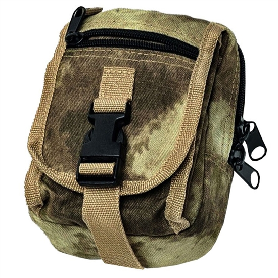 Valken Tactical Vest Accessory Pouch - Multi ( ATACS-AU )