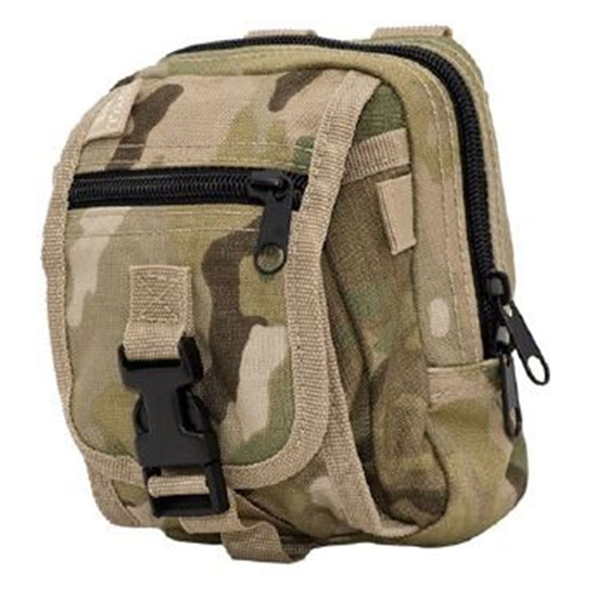 Valken Tactical Vest Accessory Pouch - Multi ( V-Cam )