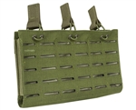 Valken Tactical Vest Accessory Pouch - Three Magazine Multi-Rifle Pouch LC (Olive)