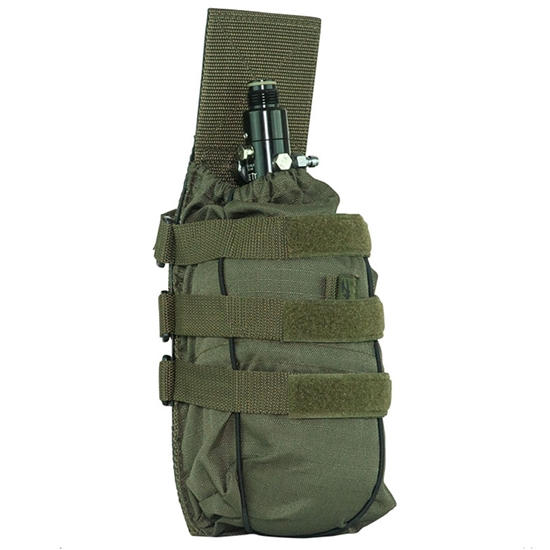 Valken Tactical Vest Accessory Pouch - Universal Tank Holder ( Olive )
