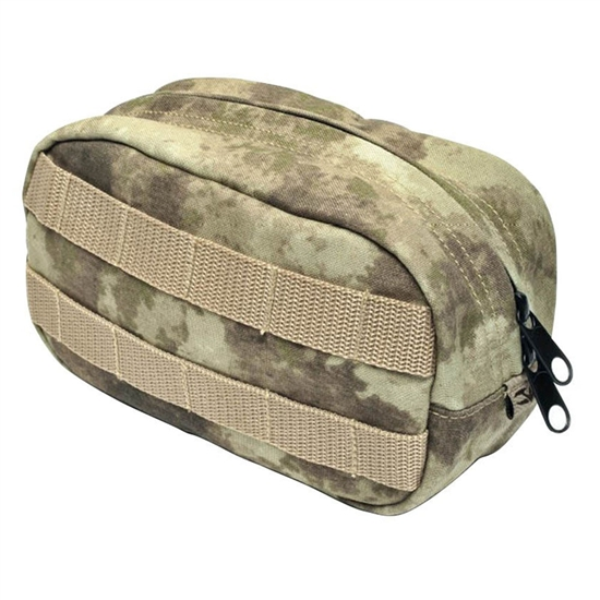 Valken Tactical Vest Accessory Pouch - Zipper ( ATACS-AU )