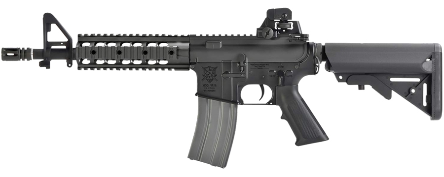 VFC AEG FT CQBR 2 aeg ft cqbr vfc vr16 m4 fighter cqbr carbine full metal airsoft  at n-0.co
