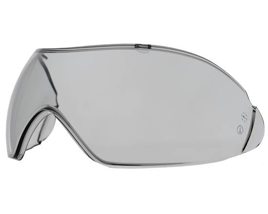 V-Force Single Pane Anti-Fog Ballistic Rated Lens For Grill Masks (Clear)